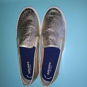 Brand New Sperry Slip Ons